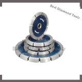 125mm вакуумированное паяемое лезвие алмазной пилы алмазных резцов для мраморный вырезывания и молоть