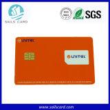 Smart card do contato de Atmel para o controle de acesso do hotel