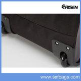 Neueste doppelte Rollen-großer fahrbarer Laufkatze-Gepäck-Beutel