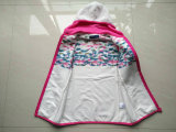 Ropa común, mujeres/del hombre chaquetas abajo, una capa más barata del invierno del precio