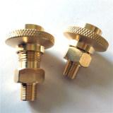 Usinage automatique de commande numérique par ordinateur de précision anodisé par constructeur de 6061 d'aluminium pièces en métal