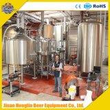 China maakte het Bier van de Goede Kwaliteit Makend Systeem, de Brouwerij van het Bier voor Verkoop