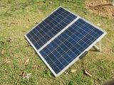 Panneau solaire portable 80W pour le camping avec 10m de câble
