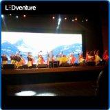 Venta caliente de alquiler a todo color de interior de la pantalla de visualización de LED del festival