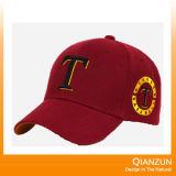 カスタム刺繍6つのパネルの野球帽