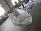 Barco pequeno do Panga da casca da fibra de vidro da pesca de Liya 8persons