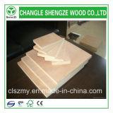 Madera 1220X2440, madera contrachapada de Shengze de la melamina de 1250X2500m m