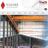 Структурно светлая конструкция здания структуры стальной рамки