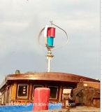 1000W Maglevの縦の風力発電機の格子システム