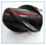 Lames en spirale composite thermoplastique centreur rigide avec anneaux en métal