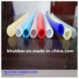 Flexible FDA bescheinigen Silikon-Gummi-Schlauch für Dampf