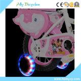 """12人の"""" 14人の"""" 16人の""""普及した安い子供の安全トレーニングのバイクのピンクの自転車"""