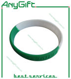 Silikon Wristband mit Customized Shape und Logo (LAG-WB-07)