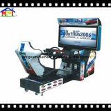 Arcada simulada conduciendo el juego que excita competir con superado