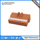 Автоматическая энергетическая система с компонентами разъемов и стержней