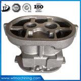 Потерянные точностью части клапана стали отливки воска с подвергать механической обработке CNC и жарой - обработка