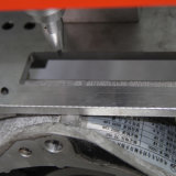自由な出荷軽量CNCの点Pin空気シャーシのマーキング