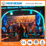 China Yestech Pantalla LED para exteriores e interiores