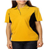 Dry Fit Femmes 100% Polyester Polo Shirt