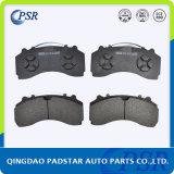 Almofada de freio resistente do caminhão do fornecedor de China com carro europeu