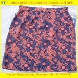 Modo 2016 & vendite calde di vestiti utilizzati seta con stile coreano per l'Africano (FCD-002)