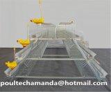 Автоматическая горячая гальванизированная клетка цыпленка реактор-размножитела (рамка)