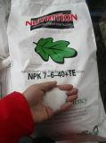 De oplosbare Meststof 7-6-40 van de Samenstelling NPK