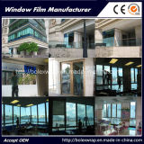 Green Silver Decorative Reflective Building Film Glass Film pour Windows