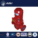 Pompa centrifuga di piccola dimensione di lotta antincendio
