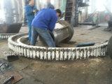 炉および製造所の部品の大きい帯ギヤそしてリングギヤ