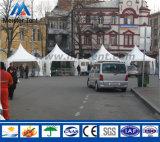 Tenda di campeggio del Pagoda della famiglia di alluminio del blocco per grafici
