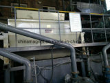 Séparateur magnétique de rouleau de forte intensité humide pour l'exploitation