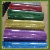 Brillantemente brillo Vinly del traspaso térmico para la materia textil/la ropa 12*12, 12*10, 12*15