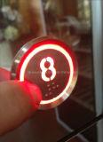Glittery Blindenschrift Button für Elevator (SN-PB960B)