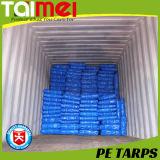 bâche de protection chaude de PE de vente de 45GSM-280GSM Chine avec traité aux UV couverture pour de véhicule /Truck/bateau /Pool