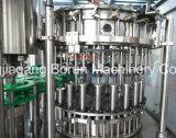 Автоматическое заполнение розлива газированных напитков для стеклянных бутылок