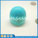 Kleiner Lippenglanz-Beispielsack-runde Kappe 5g