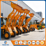 Fábrica de China 916 1.2Ton Farm mini cargadora de ruedas