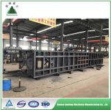 Presse hydraulique horizontale pour le carton de papier de rebut