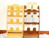 Pé de madeira sólida parasitológico de fezes moderna sala de estar nas fezes (M-X2064)
