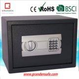 Elektronische Veilige Doos voor Huis en Bureau (g-25EU), Stevig Staal