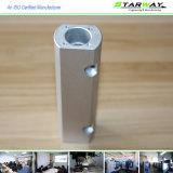 Pièces en aluminium de précision faite sur commande avec les pièces de usinage de commande numérique par ordinateur de qualité