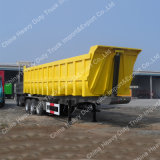 Doos van de Lading van Sinotruk de Sterke 60 Ton die de Semi Aanhangwagen van de Stortplaats ontginnen