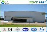 Coste del almacén de la estructura de acero para el material de construcción
