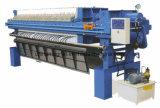 Filtropressa automatica del Piatto-e-Blocco per grafici (tipo) per elaborare materiale liquido