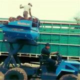 Entraîneur d'huile de palmier de qualité avec la cabine (18HP, 4WD)