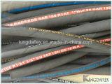 Draht-umsponnener hydraulischer Gummischlauch (SAE100 R1AT/R2AT/1SN/2SN)