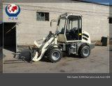 Carregador Quatily do melhor preço superior de Zl908 800kg mini para a venda