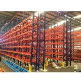 Industrielle justierbare Lager-Speicher-Metallzahnstange