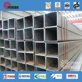 Труба сваренная конструкцией квадратная стальная